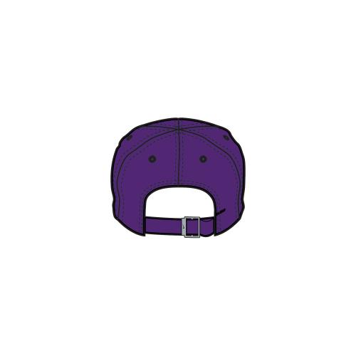 Бейсболка Nike фиолетовая