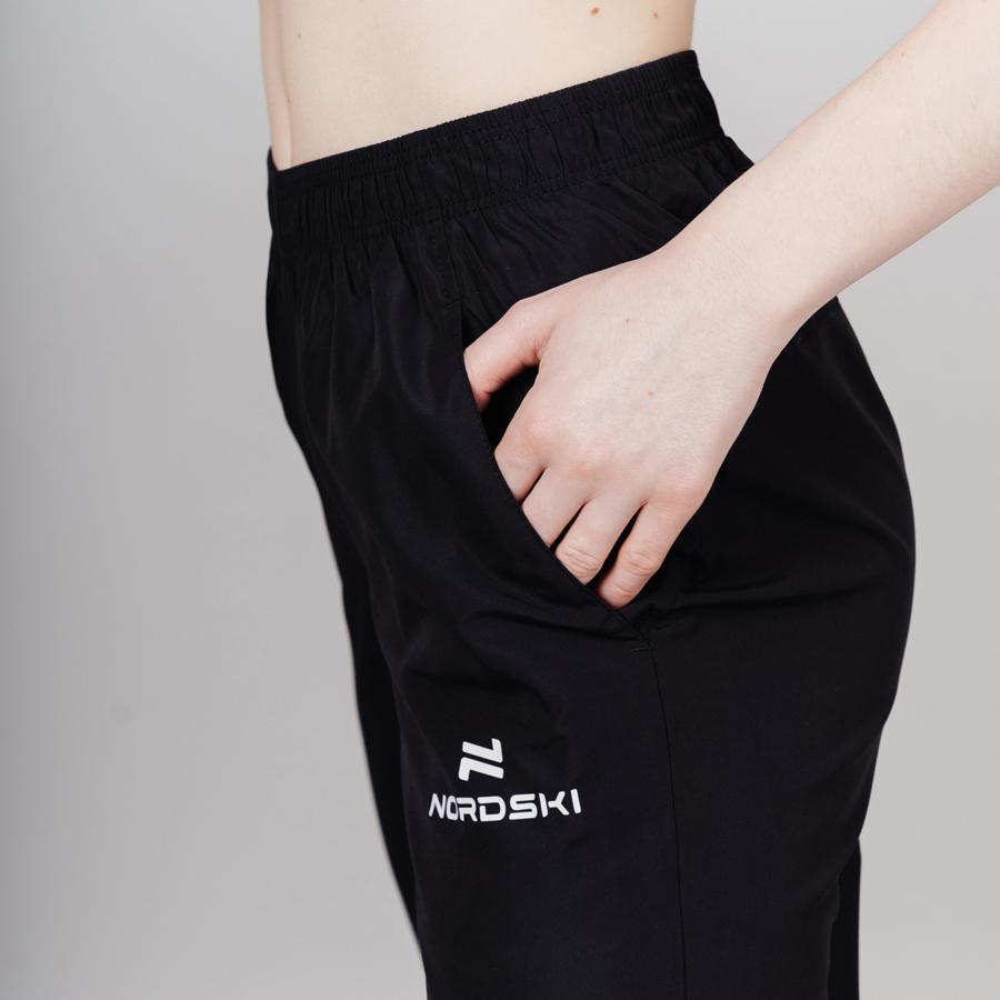 Nordski Motion брюки женские Black - 5