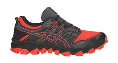 Asics Gel Fujitrabuco 7 GoreTex кроссовки для бега мужские черные-красные