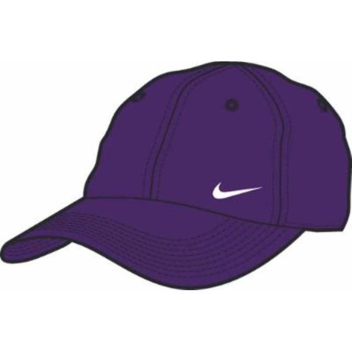 Бейсболка Nike фиолетовая - 2