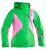 Горнолыжная куртка 8848 Altitude Cindrell зеленая - 1