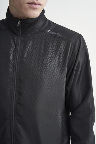 Craft Eaze Wind беговая куртка мужская черная