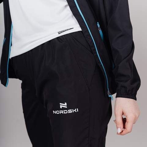Nordski Motion брюки женские Black