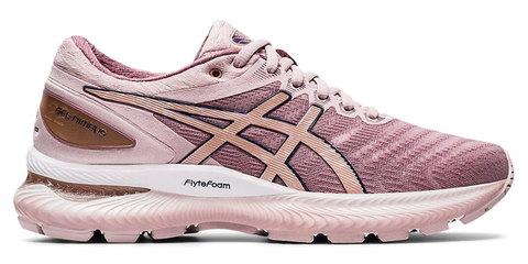 Asics Gel Nimbus 22 кроссовки для бега женские розовые