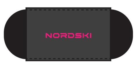 Nordski связки для лыж black-pink