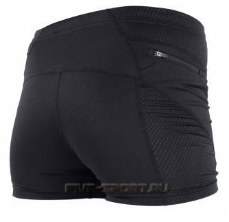 NONAME LETO женские шорты из лайкры - 2