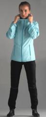 Nordski Jr Run костюм для бега детский светло-бирюзовый