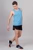 Nordski Run майка беговая мужская blue - 4