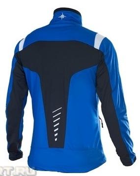 Лыжная куртка Noname Flow in motion (синий) - 2