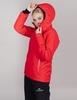 Nordski Urban утепленная куртка женская красная - 1