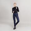 Nordski Premium разминочные лыжные брюки женские blueberry - 3