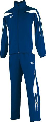 Спортивный костюм Mizuno Woven Track Suit синий