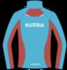 Nordski Premium женская ветровка для бега голубая - 2
