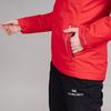Nordski Urban утепленная куртка женская красная - 4