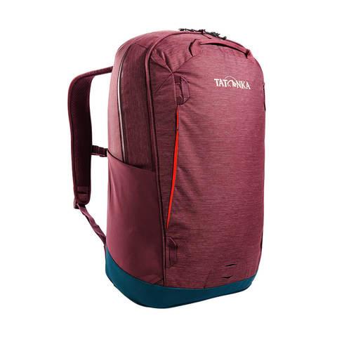 Tatonka City Pack 25 городской рюкзак bordeaux red