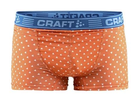 Craft Greatness 3 мужские трусы-боксеры orange