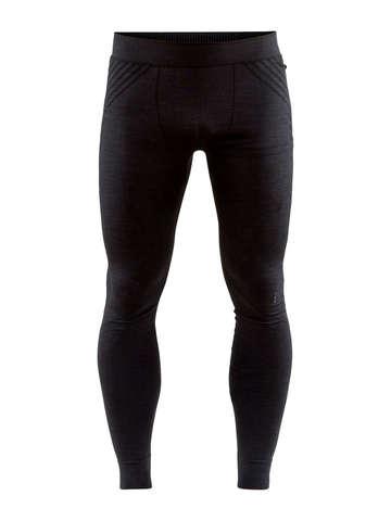 Craft Fuseknit Comfort термобелье кальсоны мужские black