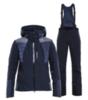 Горнолыжный костюм женский 8848 Altitude Charlotte Poppy navy - 1
