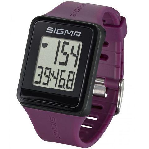 Sigma ID.Go спортивные часы plum