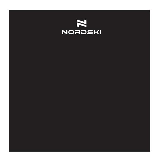 Nordski Active многофункциональный бафф black - 3
