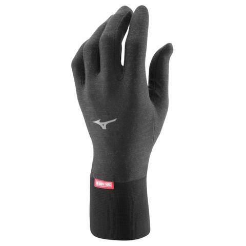 Mizuno Bt Light Weight Glove беговые перчатки черные