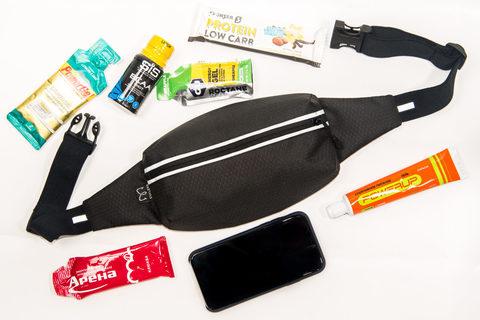 Enklepp Marathon Waist Bag сумка для бега