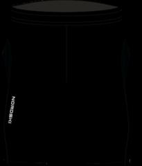Nordski Jr Premium Run шорты обтягивающие детские Black-Breeze