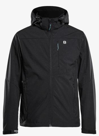 8848 Altitude Padore 3.0 утепленная лыжная куртка мужская black