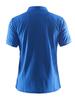 Футболка-поло мужская Craft Pique blue - 2