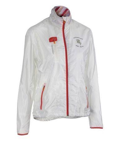Stoneham Running Jacket WOS ветровка женская белая