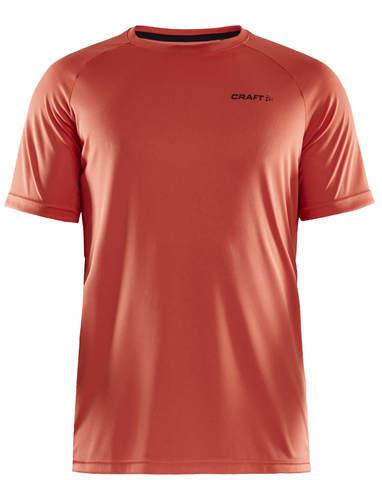 Craft Eaze SS Train беговая футболка мужская оранжевая