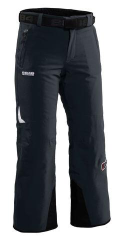 8848 ALTITUDE TRACK 2  детские горнолыжные брюки черные