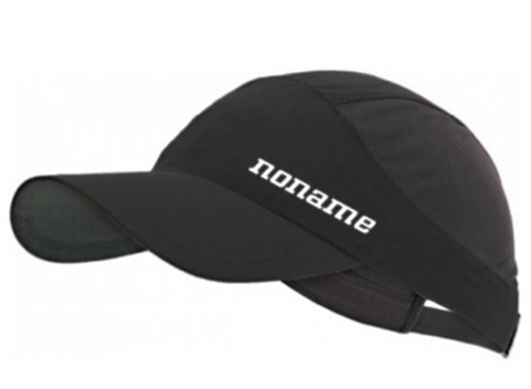 Noname Race Cap бейсболка черная