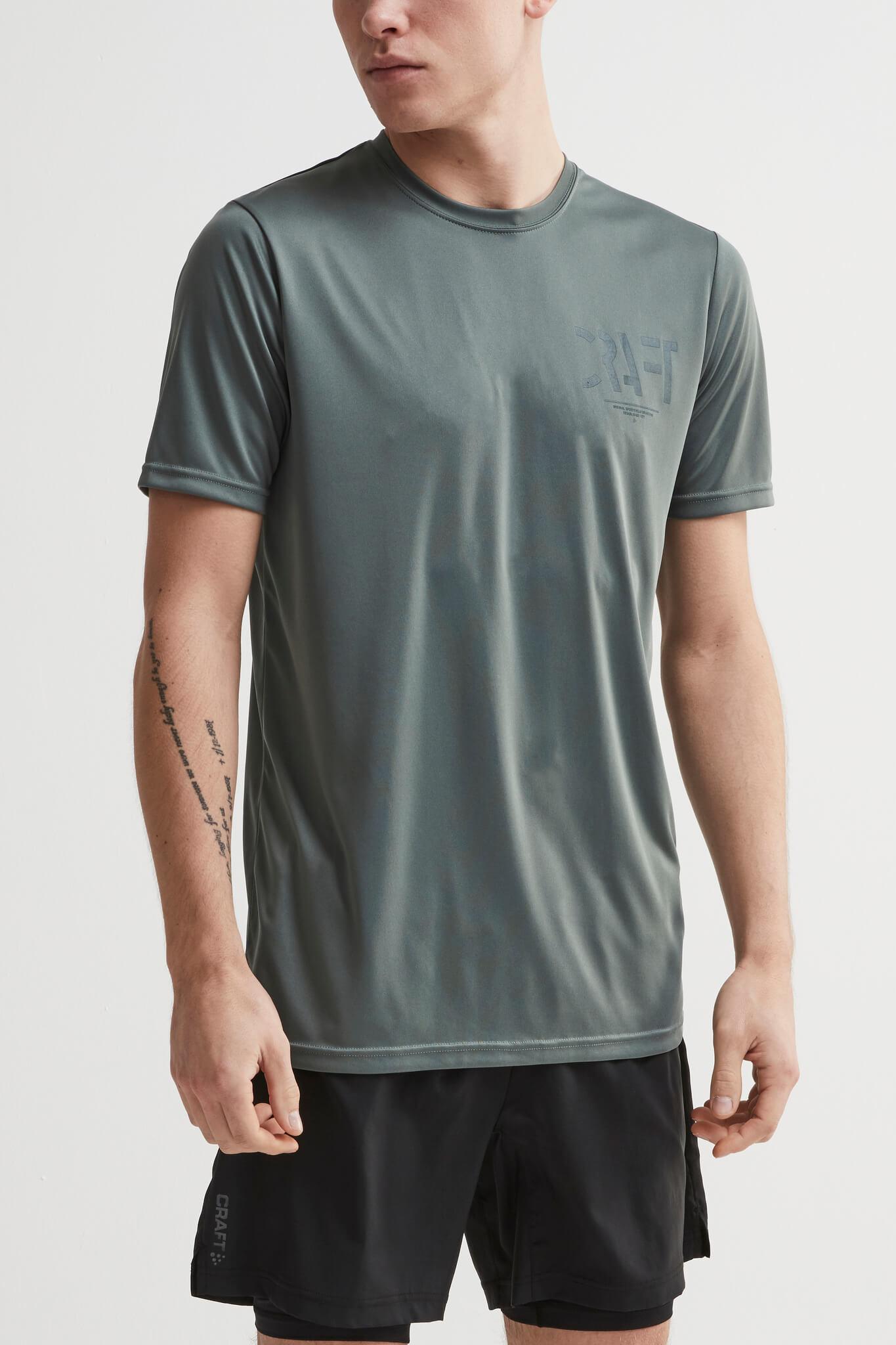 Craft Eaze SS Graghic футболка спортивная мужская - 2