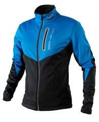 Victory Code Go Fast разминочная лыжная куртка blue