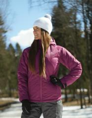 Nordski Motion 2020 утепленная куртка женская