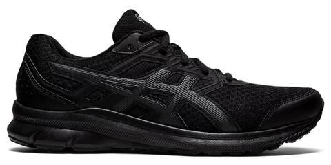 Asics Jolt 3 2E Wide кроссовки беговые мужские черные