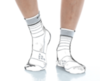 Craft Grand Fondo спортивные носки синие - 2