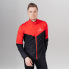Nordski Sport куртка для бега мужская red-black - 1