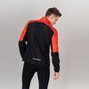 Nordski Sport куртка для бега мужская red-black - 2