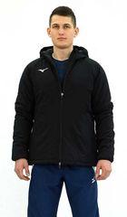 Ветрозащитная куртка мужская Mizuno Padded  черная
