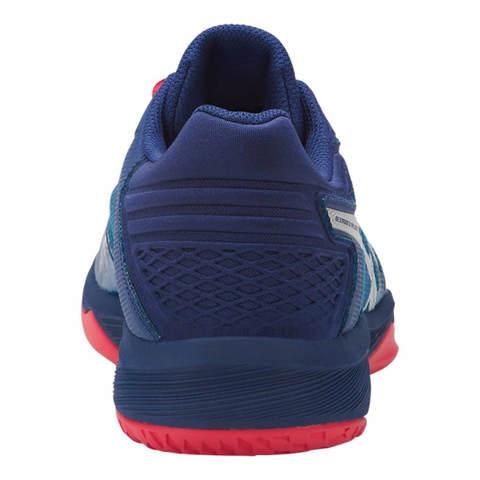 Asics Netburner Ballistic Ff мужские волейбольные кроссовки синие
