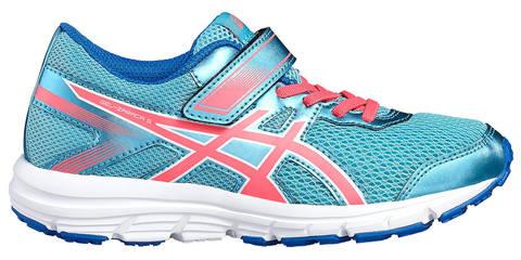Asics Gel Zaraca 5 Ps кроссовки для бега детские голубые