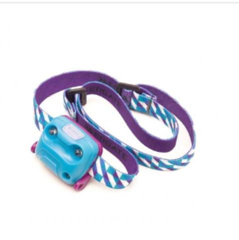 Ergate ET налобный фонарь синий-фиолетовый
