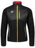 Noname Hybrid лыжная куртка мужская black - 1