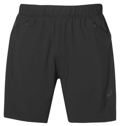 """Беговые шорты мужские Asics 2 In 1 7"""" Short черные"""