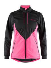 Craft Storm 2.0 женская лыжная куртка rose-black