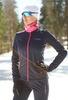 Nordski Motion женская разминочная куртка blueberry - 1