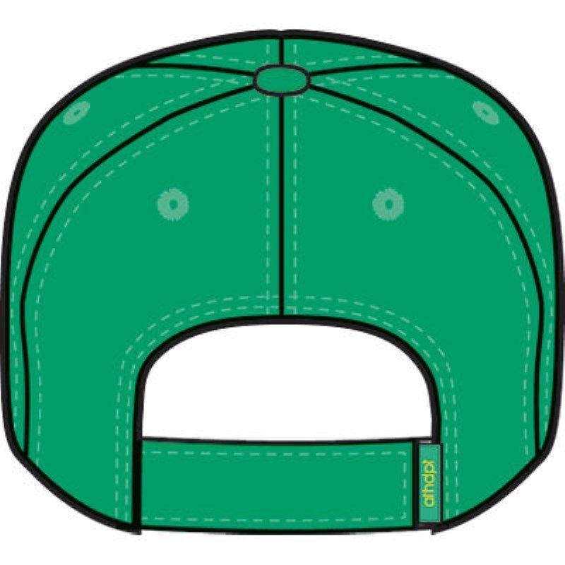 Бейсболка Nike зелёная - 2