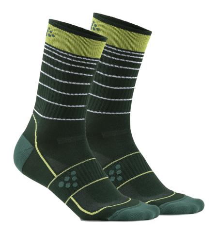 Craft Grand Fondo спортивные носки темно-зеленый